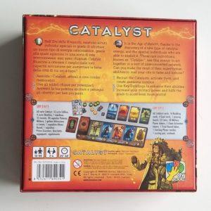 Boîte Catalyst arrière