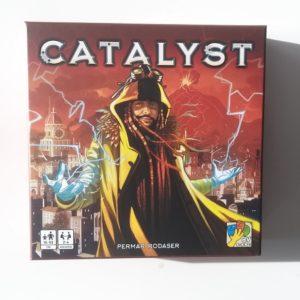 Boîte Catalyst Avant