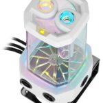 pompe/réservoir XD5 RGB White