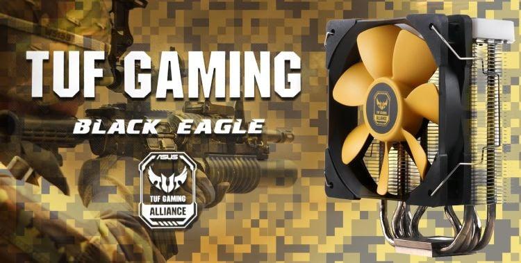 Ventirad Thermalright Black Eagle en collaboration avec Asus Tuf Gaming Alliance