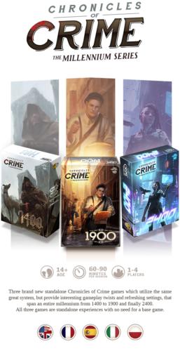 Chronicles of Crime Millenium