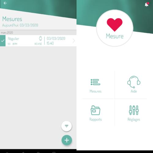 FibriCheck App