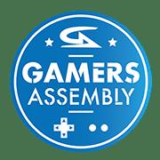 gamers assembly logo vonguru