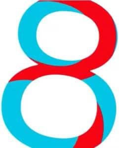 logo oneplus 8