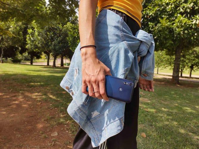 Un Motorola qui tient bien en main