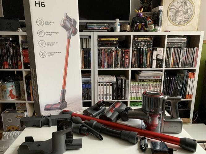 Roborock H6 accessoires