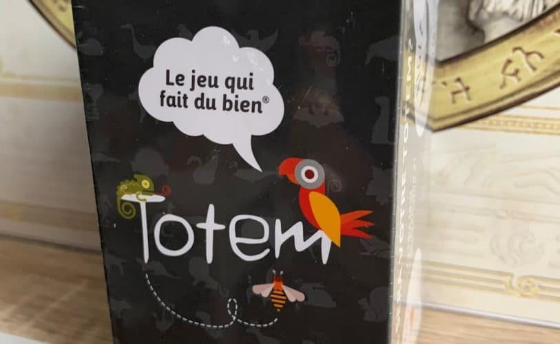 Boite de jeu Totem