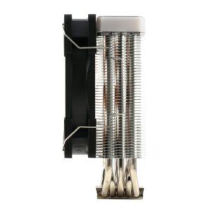 Vue de cote du nouveau ventirad de thermalright avec TUF