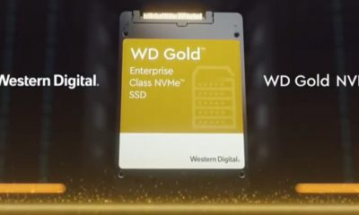 WD GOLD™ SSD NVME