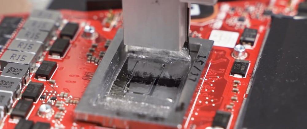 Métal liquide Laptop ASUS