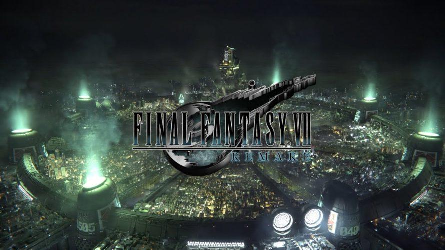 test de final fantasy VII remake - une