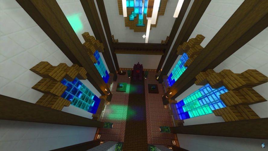 L'illumination globale dans Minecraft RTX