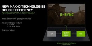 Technologie optimus de nvidia