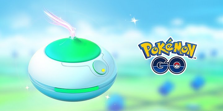 Pokémon Go : journée de l'Encens