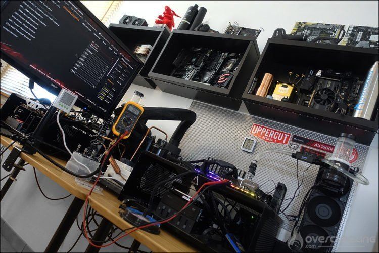 Labo de tests overclocking.com