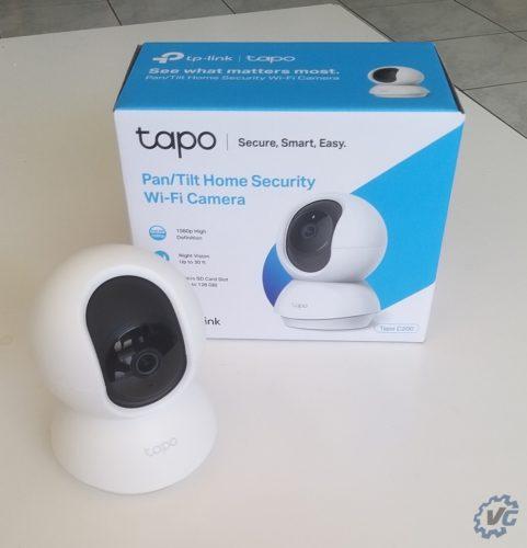 Camera de surveillance Tapo C200