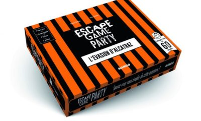 Escape Game Party