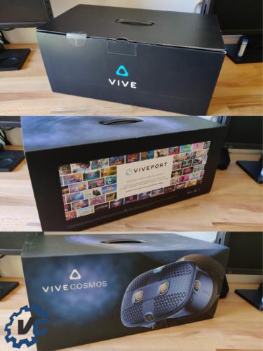 HTC Vive Cosmos boite