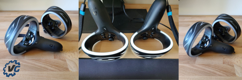 HTC Vive Cosmos manettes