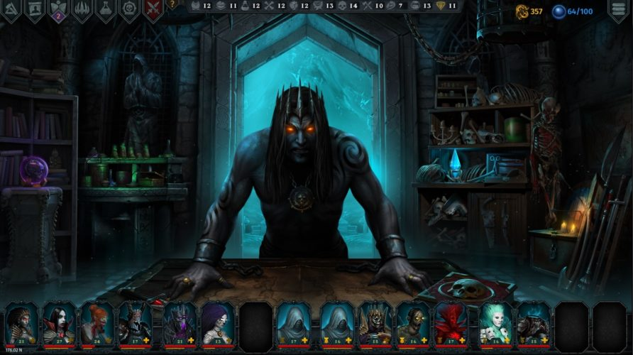 Image du jeu Iratus : Lord of the Dead - Chambre