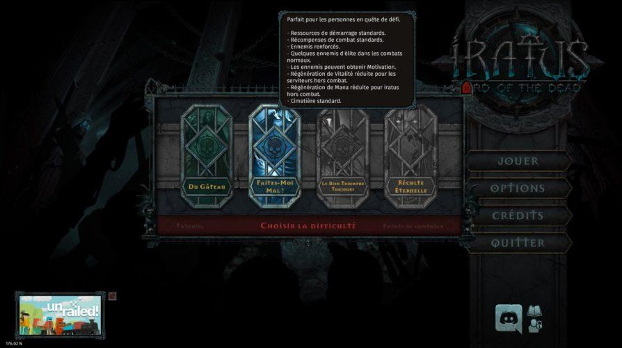 Image du jeu Iratus : Lord of the Dead - titre