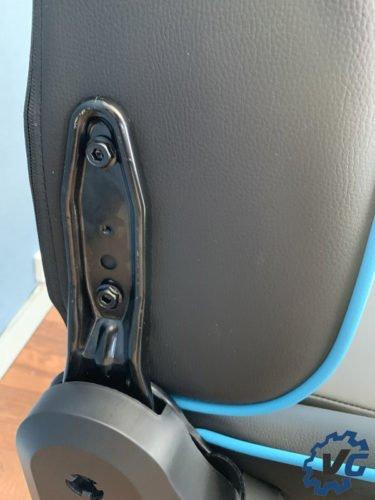 Le fauteuil gaming Z300 de chez Azgenon
