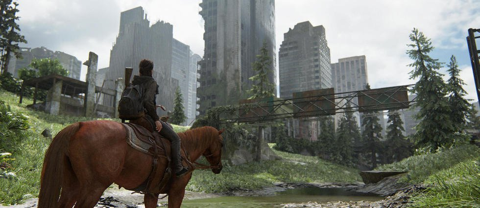 Test The Last of Us: Part II - paysage