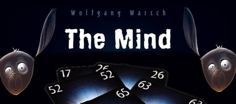 image en une du jeu de société The Mind