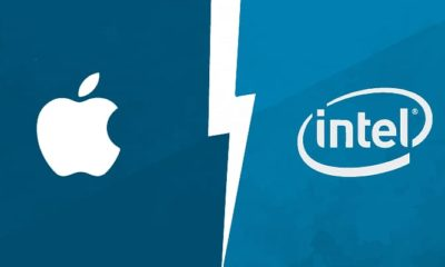 Apple quitte Intel