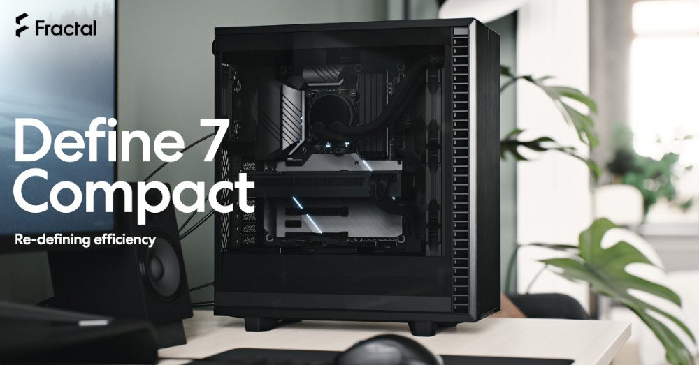 Fractal Define 7 Compact