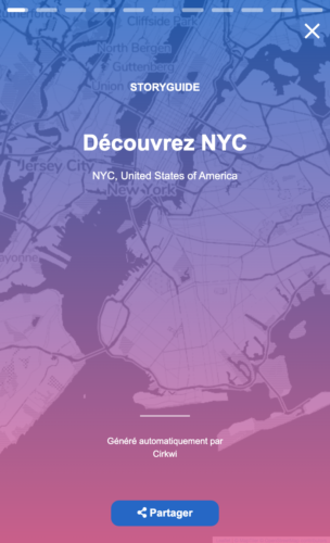 Storyguide NYC