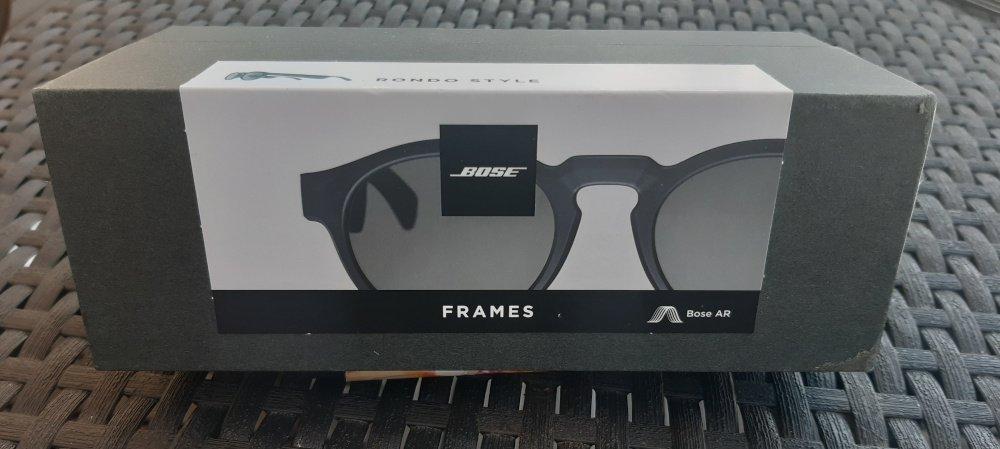 Frames Bose - box