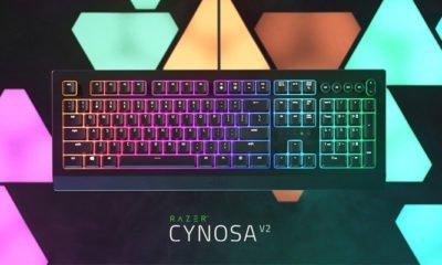 clavier gamer razer cynosa v2