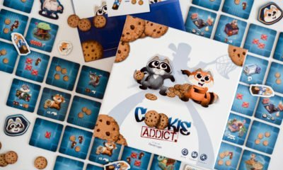 Cookie Addict cover