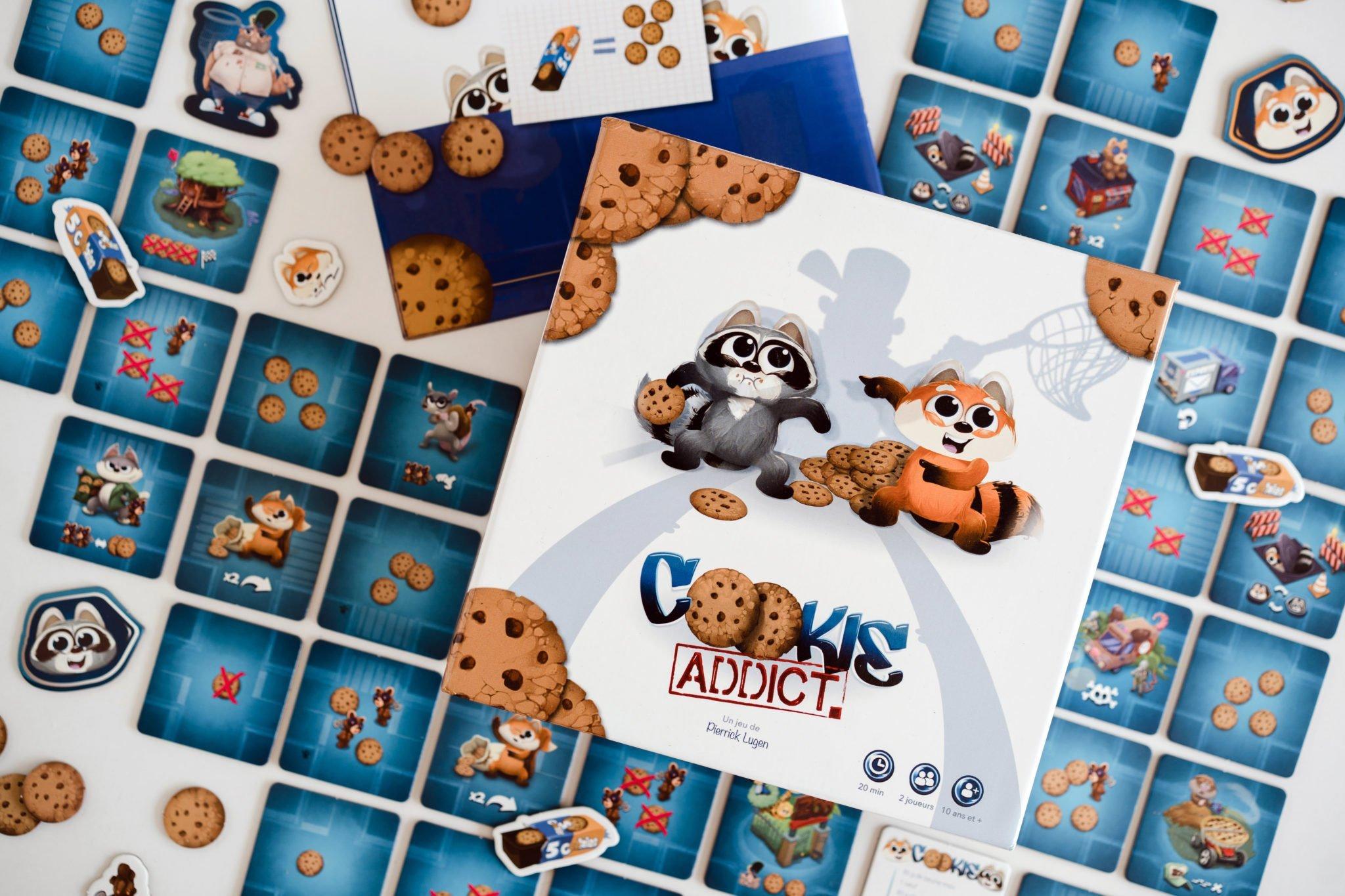 Cookie Addict cover