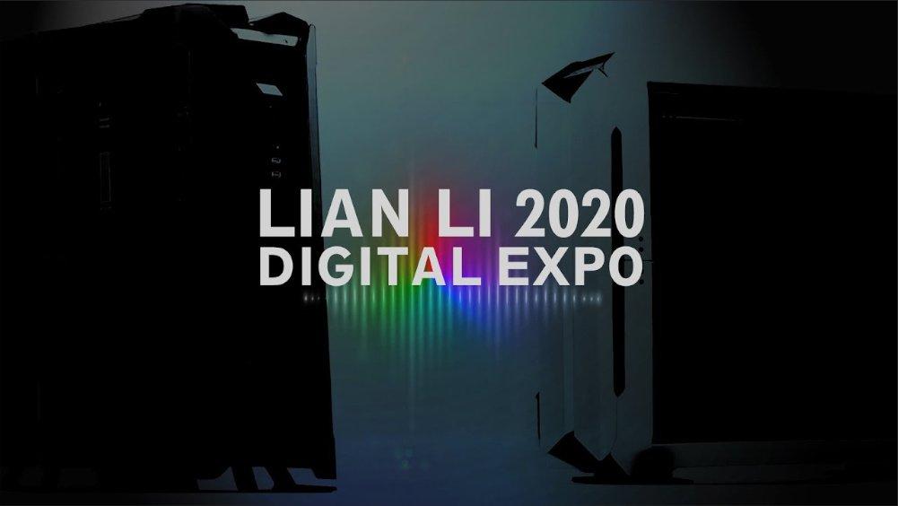 LIAN LI 2020 Digital Expo