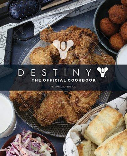recettes Destiny officiel livre