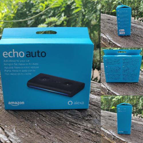 Echo Auto boîte