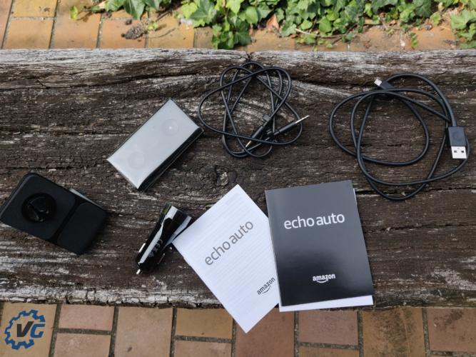 Echo Auto contenu