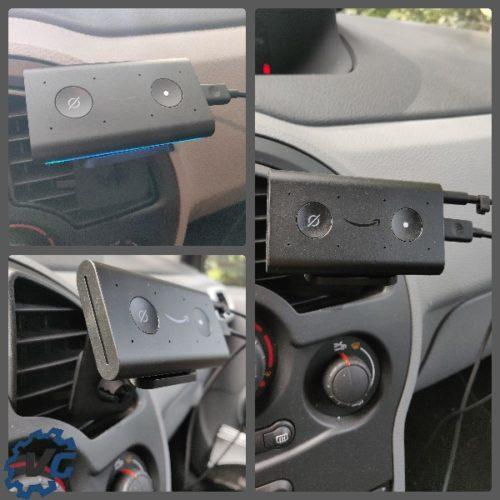 Echo Auto dans la voiture