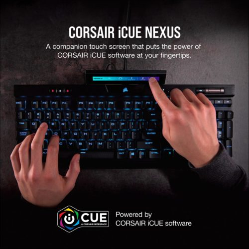 Boitier de contrôle Corsair iCUE Nexus