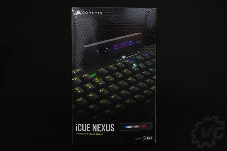 Boite Corsair iCUE Nexus