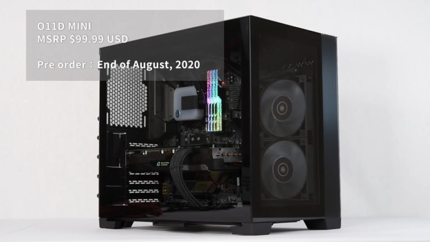 Lian Li PC-011 Dynamic Mini
