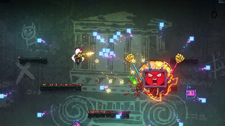 Neon abyss boss vonguru