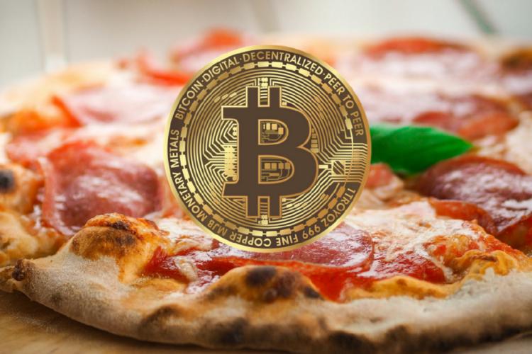 pizza bitcoins