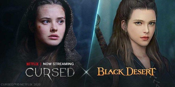 Black Desert Online Cursed