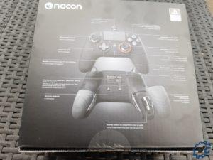 Test Nacon Pro Controller 3 - Box 2