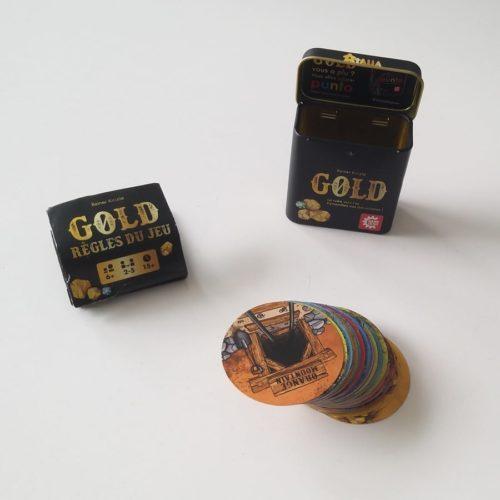 Ouverture de Gold