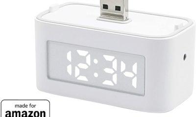 Horloge connectée pour Echo Flex