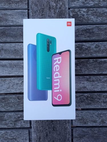 Test Xiaomi Redmi 9